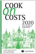 Cover of Cook on Costs 2020