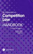 Cover of Butterworths Competition Law Handbook 2019