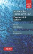Cover of Whillans' Tax Tables 2019-20: Finance Act Edition