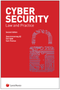 Cover of Cyber Security: Law and Practice