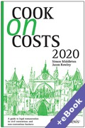 Cover of Cook on Costs 2020 (Book & eBook Pack)