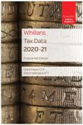 Cover of Tolley's Tax Data 2020-21: Finance Act Edition