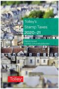 Cover of Tolley's Stamp Taxes 2020-21