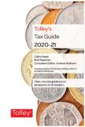 Cover of Tolley's Tax Guide 2020-21