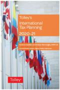 Cover of Tolley's International Tax Planning 2020-21
