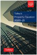 Cover of Tolley's Property Taxation 2020-21