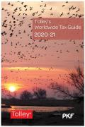 Cover of Tolley's Worldwide Tax Guide 2020-21