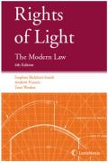 Cover of Rights of Light: The Modern Law