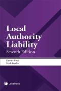 Cover of Local Authority Liability