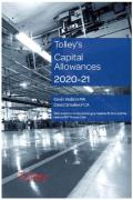 Cover of Tolley's Capital Allowances 2020-21