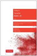 Cover of Tolley's Taxwise II 2020-21