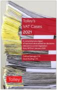Cover of Tolley's VAT Cases 2021