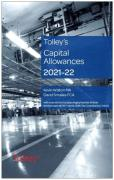 Cover of Tolley's Capital Allowances 2021-22