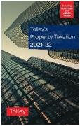 Cover of Tolley's Property Taxation 2021-22