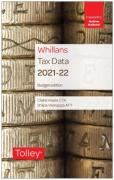 Cover of Tolley's Tax Data 2021: Budget Edition