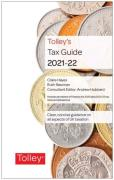 Cover of Tolley's Tax Guide 2021-22