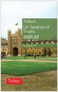 Cover of Tolley's UK Taxation of Trusts 2021-22