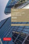 Cover of Tolley's Company Law Handbook 2020