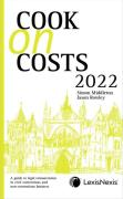 Cover of Cook on Costs 2022