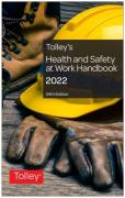 Cover of Tolley's Health and Safety at Work Handbook 2022