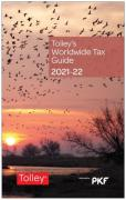 Cover of Tolley's Worldwide Tax Guide 2021-22