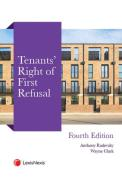 Cover of Tenants' Right of First Refusal