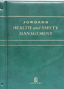 Cover of Jordan Publishing Health and Safety Management Looseleaf