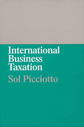 Cover of International Business Taxation