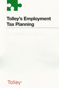 Cover of Tolley's Employment Tax Planning 2013-14