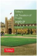 Cover of Tolley's UK Taxation of Trusts 2020-21