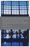 Cover of Business Reorganisations and Employment Law: Reorganisations, Redundancies and Transfers