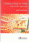 Cover of Outsourcing to India: Cross-Border Legal Issues
