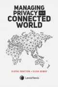 Cover of Managing Privacy in a Connected World