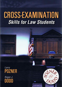Cover of Cross-Examination Skills for Law Students