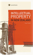 Cover of Intellectual Property in New Zealand