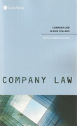 Cover of Company Law in New Zealand