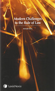Cover of Modern Challenges to the Rule of Law