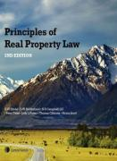 Cover of Principles of Real Property Law