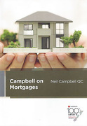 Cover of Campbell on Mortgages