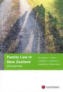 Cover of Butterworths Family Law in New Zealand