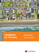 Cover of Campbell On Caveats