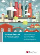 Cover of Planning Practice in New Zealand