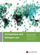 Cover of Immigration and Refugee Law