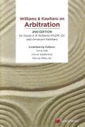 Cover of Williams & Kawharu on Arbitration