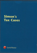 Cover of Simon's Weekly Tax Cases Only