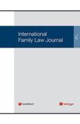 Cover of International Family Law Journal