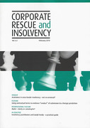 Cover of Corporate Rescue and Insolvency