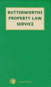 Cover of Butterworths Property Law Service Looseleaf