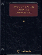 Cover of Ryde on Rating and the Council Tax Looseleaf