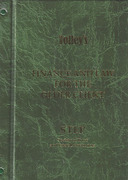 Cover of Tolley's Finance and Law for the Older Client Looseleaf